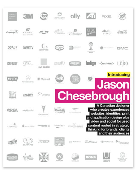 About — Jason Chesebrough