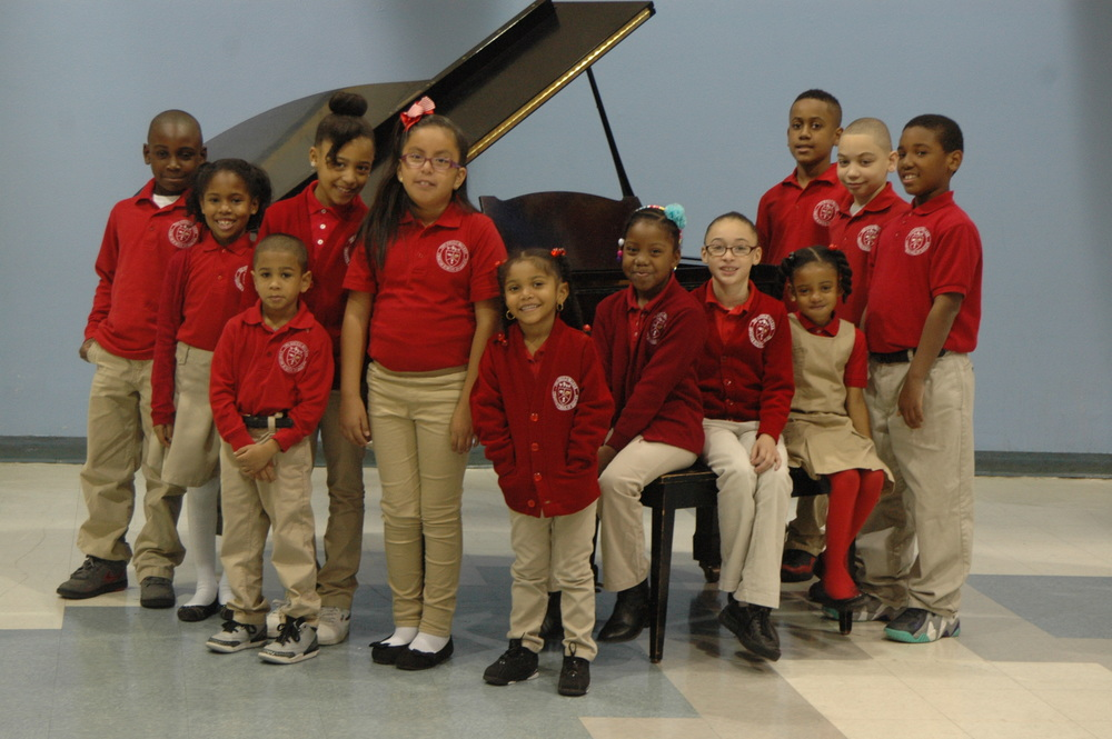 THANKS TO A GENEROUS SUPPORTER, SWCSH RECEIVED AN IN-KIND DONATION OF A YAMAHA STUDIO GRAND PIANO.