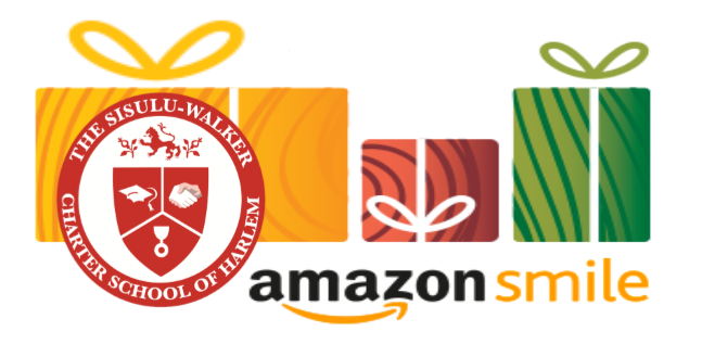 When you shop and AmazonSmile donates 0.5% of the purchase price to Sisulu-walker charter school of harlem!