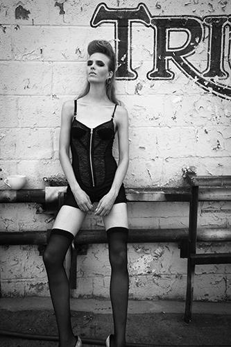Bon Jane July 2012; Copyright Rachel Brennecke 2013; Copyright Bon Jane 2013; Artist; Performance Artist, Photographer; Bon Jane; Rachel Brennecke; Art; Fashion