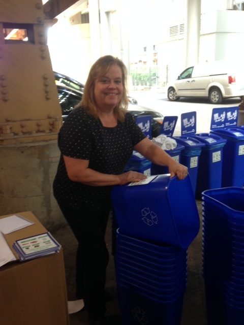 Set up recycling programs