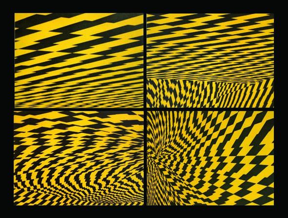 S/ Título | 2010 | Gravura em metal | 30x40 cm cada | 71 x 93 cm