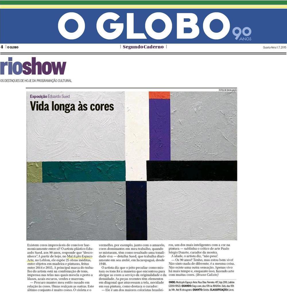 MUL.TI.PLO ESPAÇO ARTE NO GLOBO - SEGUNDO CADERNO 01-07.JPG
