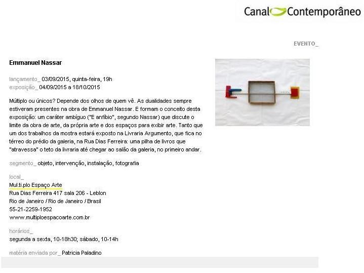MUL.TI.PLO ESPAÇO ARTE NO SITE CANAL CONTEMPORÂNEO 02-09.JPG