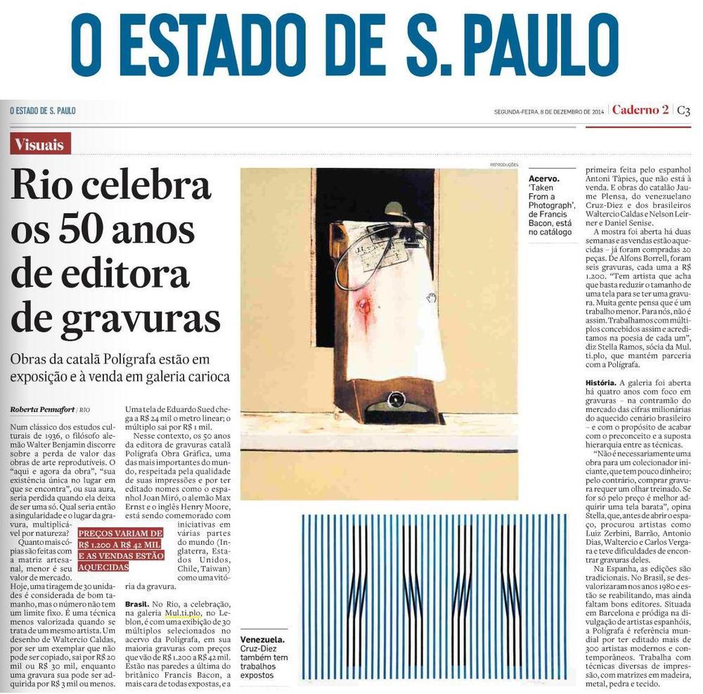MUL. TI. PLO ESPAÇO ARTE NO ESTADÃO 08.12.JPG