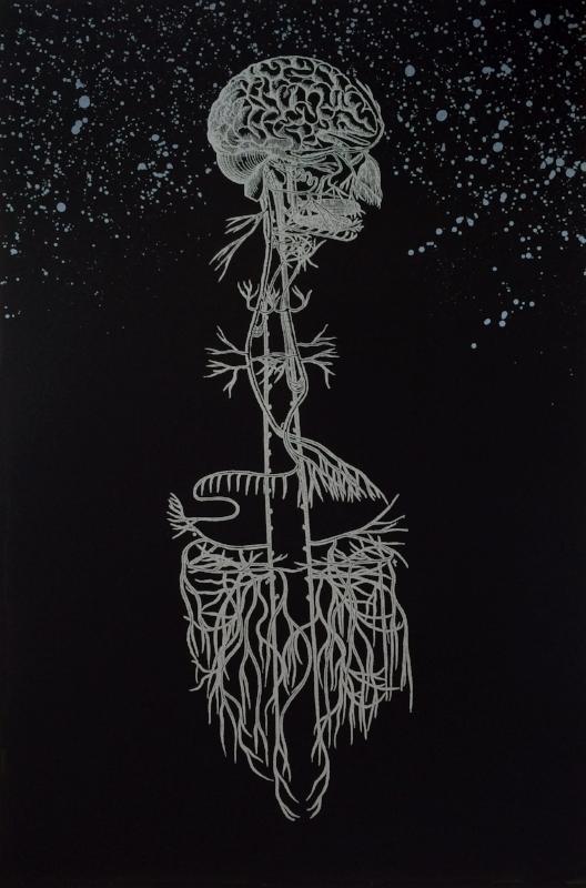 Navegador | 2015 | Litografia | Edição 30 | 106,5 x 70 cm - Coedição Mul.ti.plo + Polígrafa Obra Gráfica