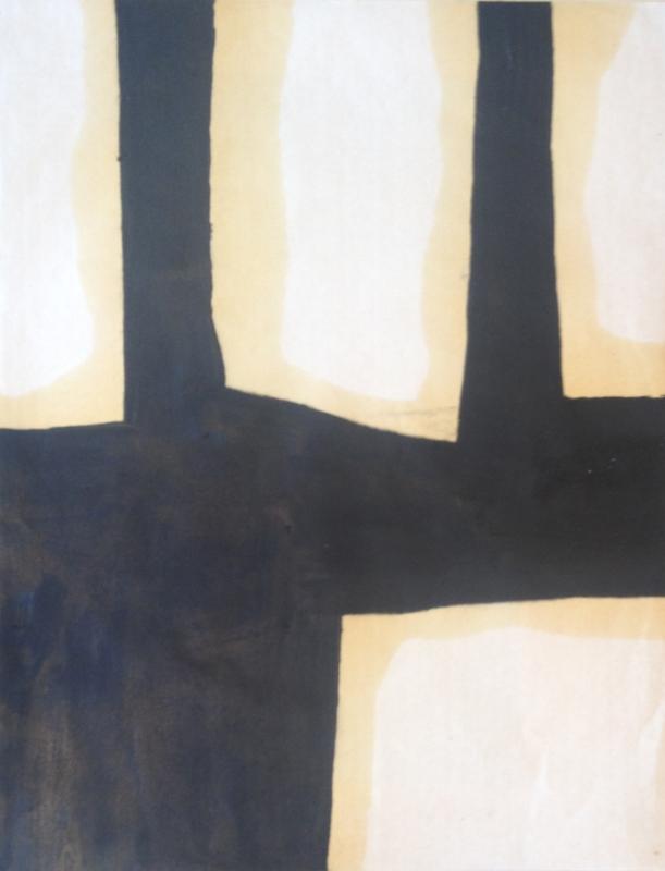 Óleo s/ papel | 63 x 48 cm