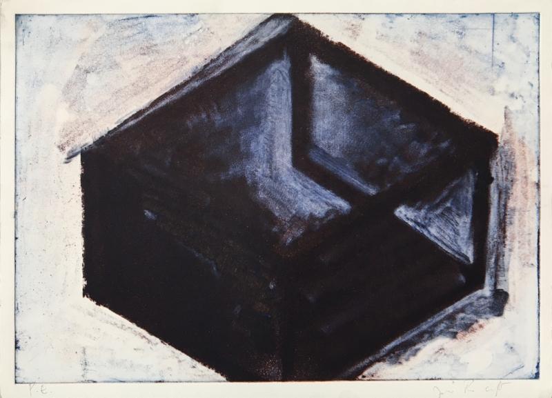 S/ Título | Prova de estado | 31 x 44,5 cm