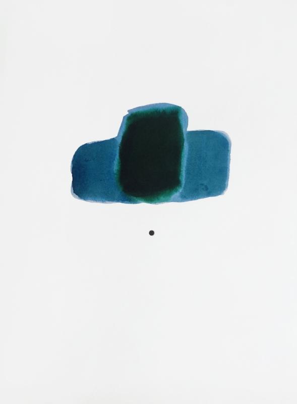 En su tinta | 2015 | Impressão digital e relevo | Ed. 40 | 77 x 57 cm - Coedição Mul.ti.plo + Polígrafa Obra Gráfica