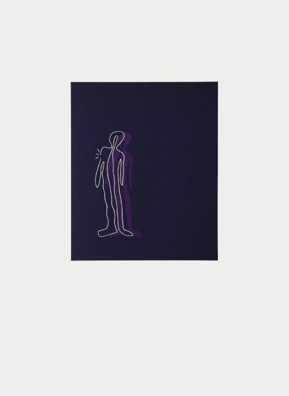 Sem título | 2015 | Litografia | Ed. 40 | 77 x 57 cm - Coedição Mul.ti.plo + Polígrafa Obra Gráfica