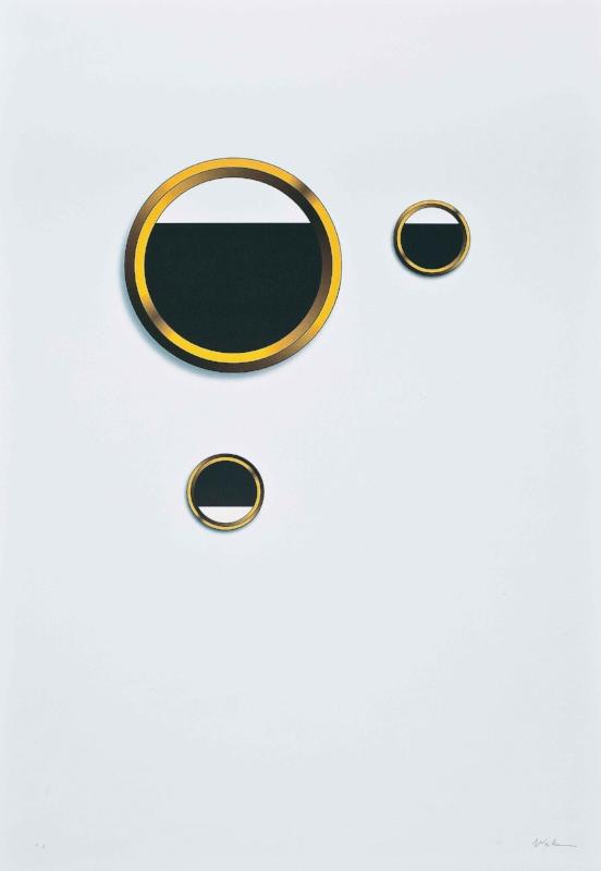 S/ título | Serigrafia | 2012 | 48 x 33 cm | Edição de 60