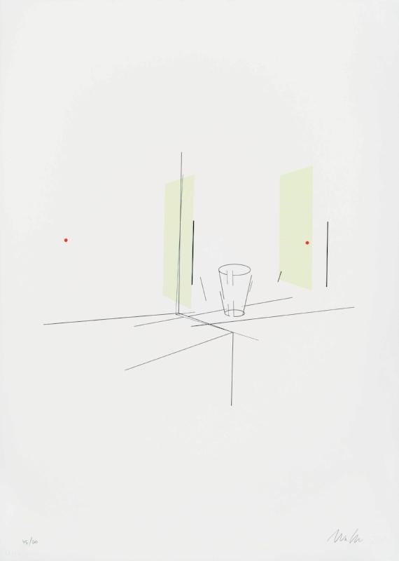 S/ título | Serigrafia | 2010 | 70 x 50 cm | Edição de 60