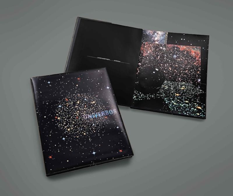 Universos | Livro | 2014 | 37,5 x 30 cm | Edição de 500 - EDIÇÃO EXCLUSIVA