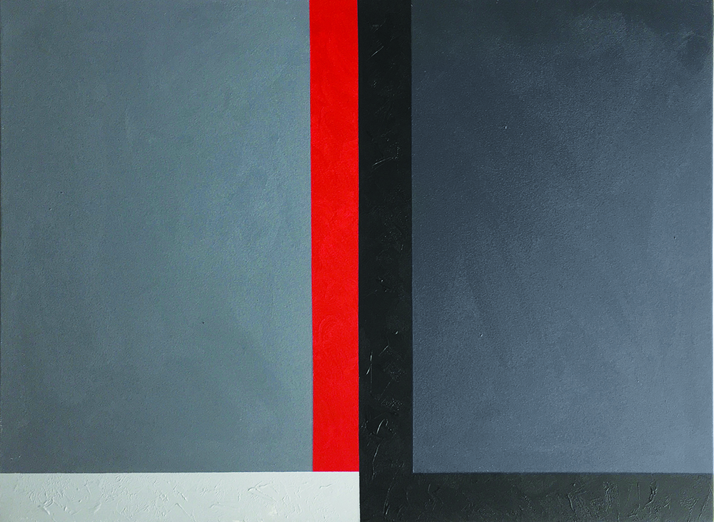 Eduardo Sued | 2017 | acrílica sobre tela | 90 x 120 cm