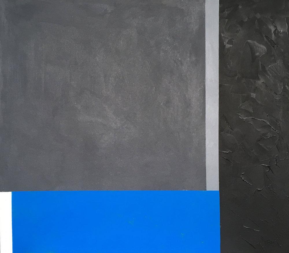 Eduardo Sued | 2017 | acrílica sobre tela | 80 x 90 cm