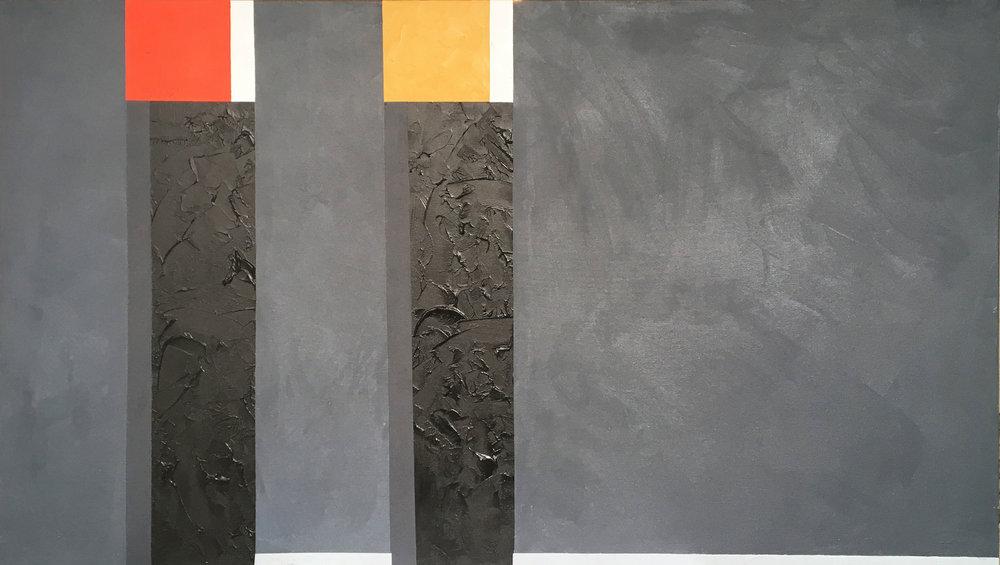 Eduardo Sued | 2017 | acrílica sobre tela | 100 x 170 cm