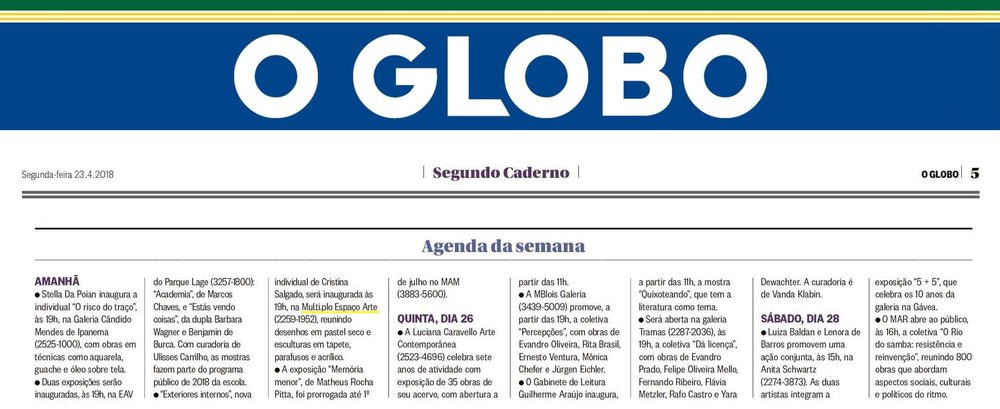 MUL.TI.PLO ESPAÇO ARTE NO SEGUNDO CADERNO 23.04.JPG