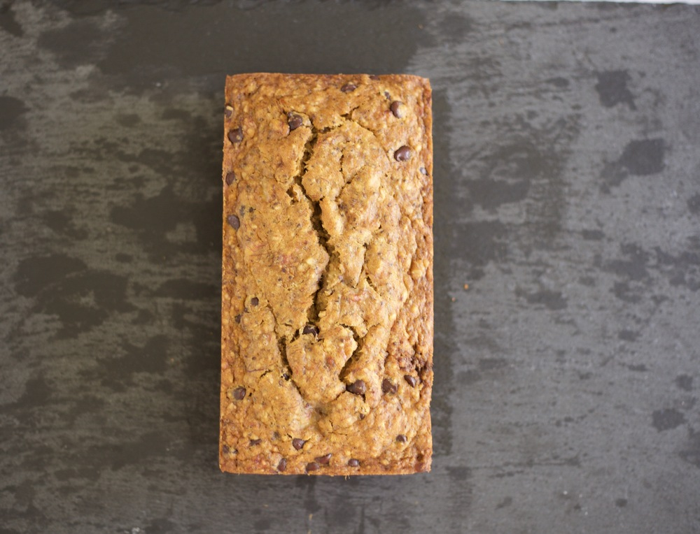 banana bread vegan and dairy free paleo available