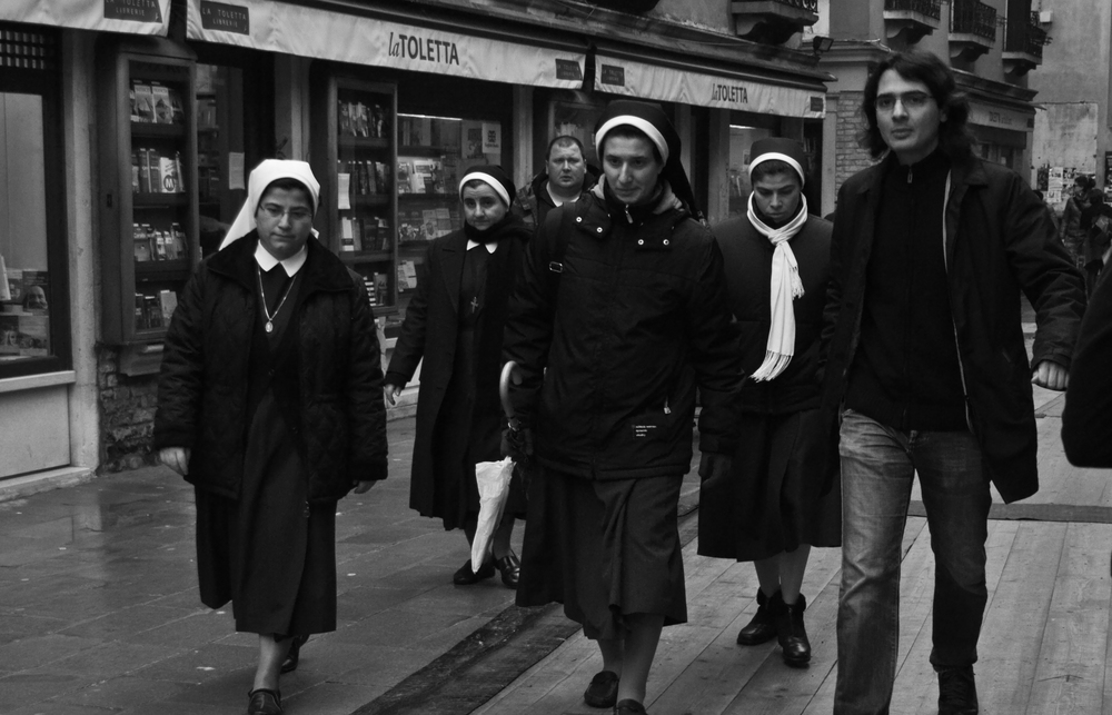 Nuns BW.jpg