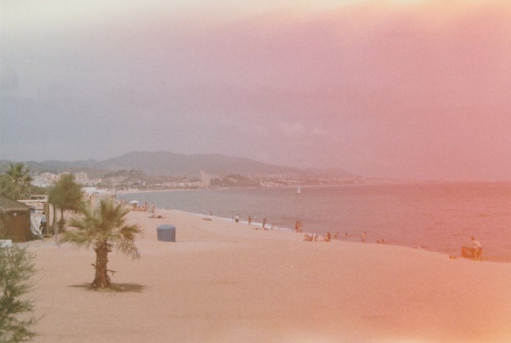 Summer is in your mind ~ Badalona, Spain.