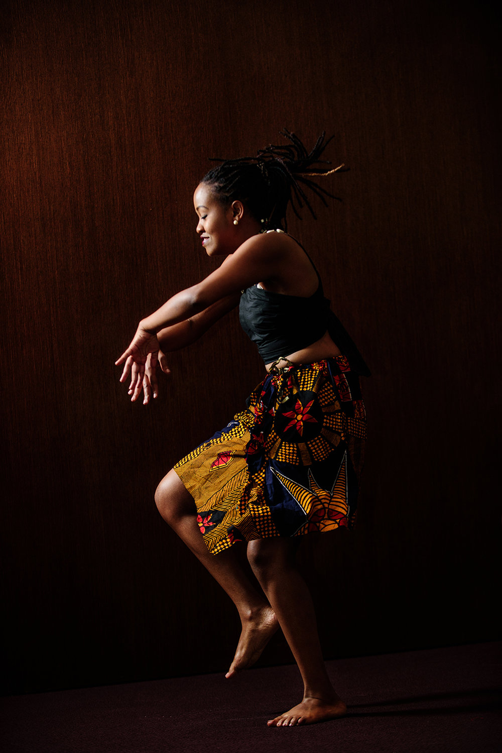 African Rhythms - at the Philadelphia Museum of Art...