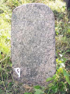 B54, row 5, column 3