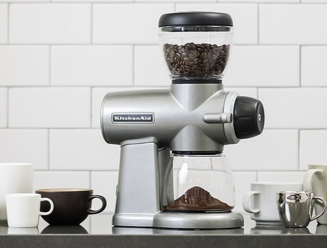 Kitchenaid craft coffee line // advertorial
