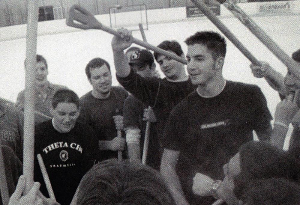 Kevin Ahrens, Stuart Ringelheim, Travis Pulling, James Nasralla, Robert McHugh at Pilo Polo 2006