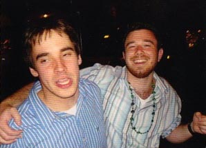 Todd Pontius (L) and Artem Dinaburg2006