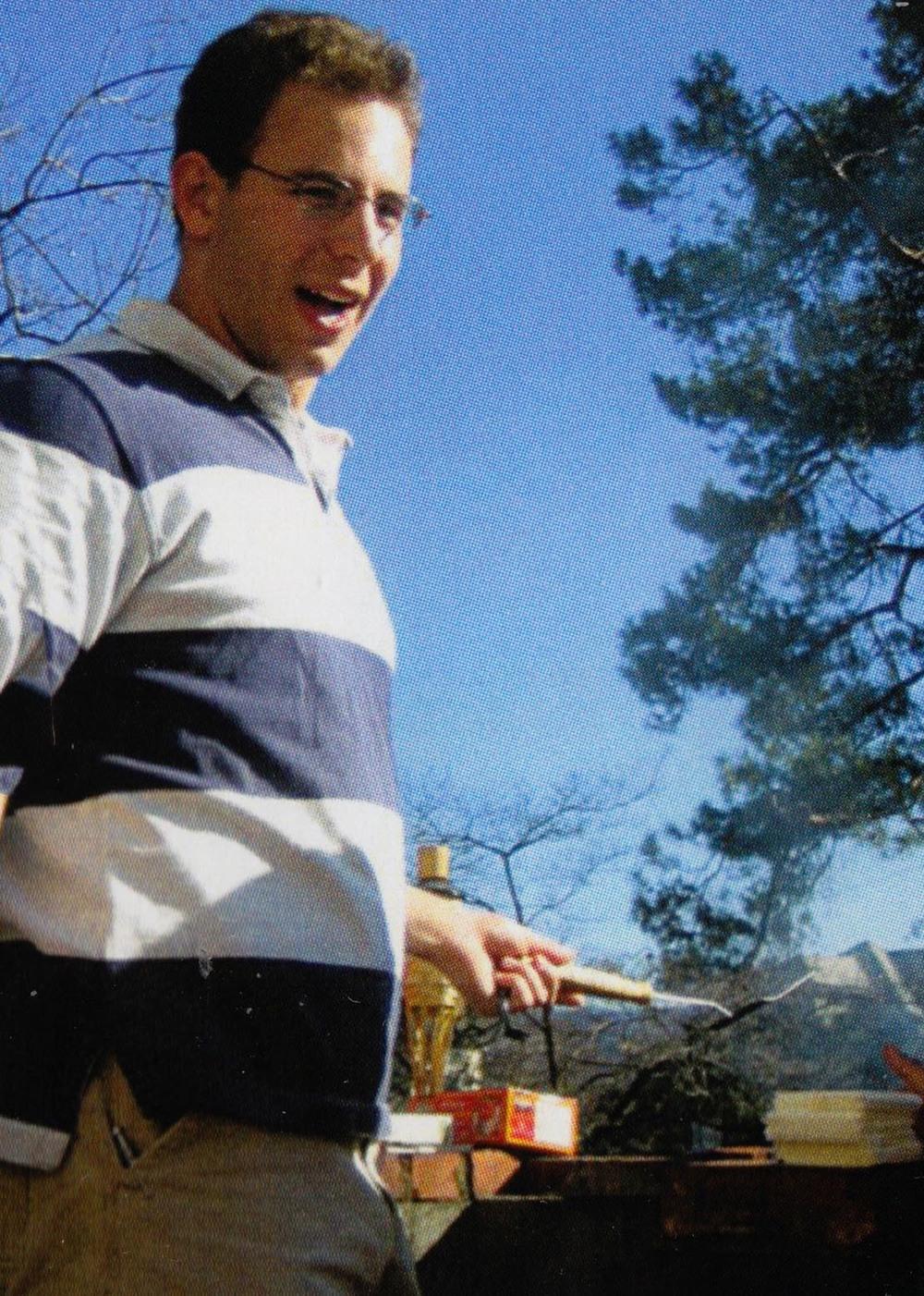 Dave Gendelman2006 Springtime cookout
