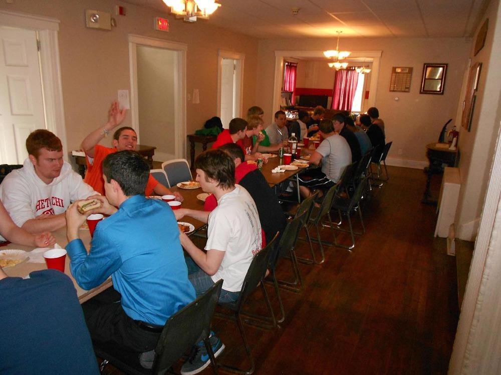 Kent Bare Easter/Passover Potluck dinner