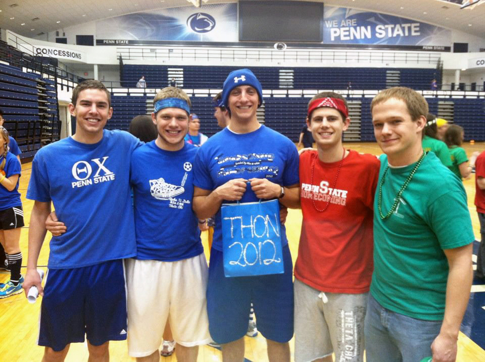 Kent Bare, Greg Smith, Brent Homcha, Mitch Thomas and Gerad Freeman