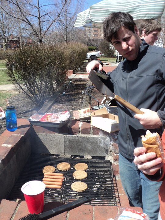 Matthew Gendelman4th Annual Alumni Work Weekend - 2011