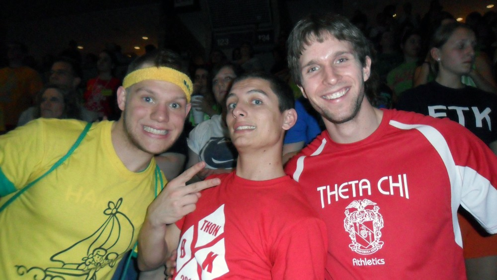 L to R: Greg Smith, Geoff Rolstone and Josh Greever