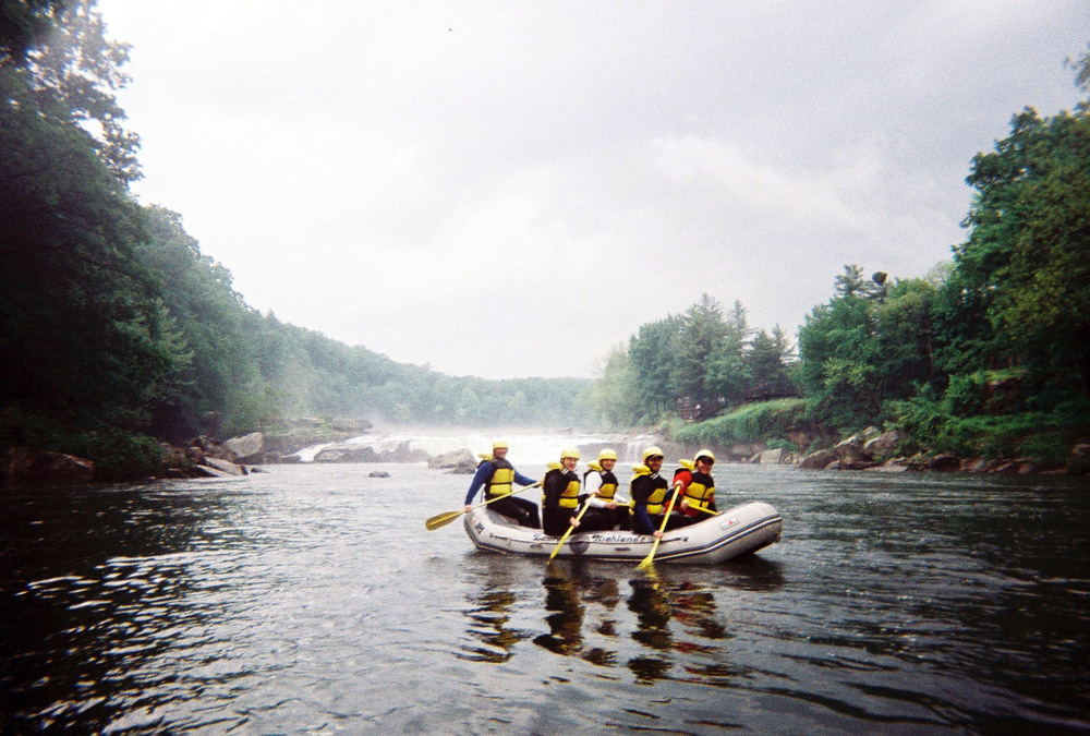 L to R: Adam Ruskin, Eric, James Nasralla, Rob Blumstein, Tim Uhrich