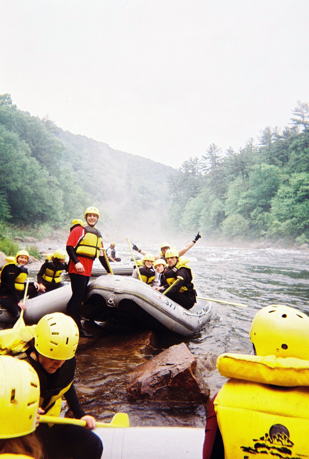 Matthew Gendelman2010 White Water Rafting Trip