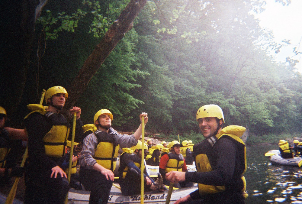 L to R: Dan Tseytlin, Jason Marshall, Nick Geyer