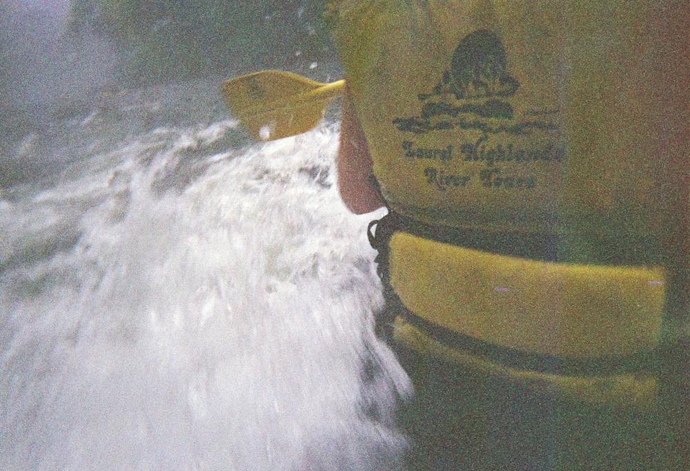 Dave Gendelman2010 White Water Rafting Trip