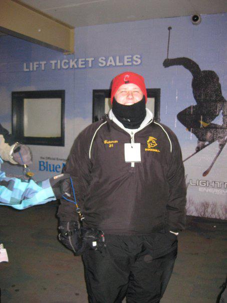 Dan Weinman3rd Annual Theta Chi Ski Trip