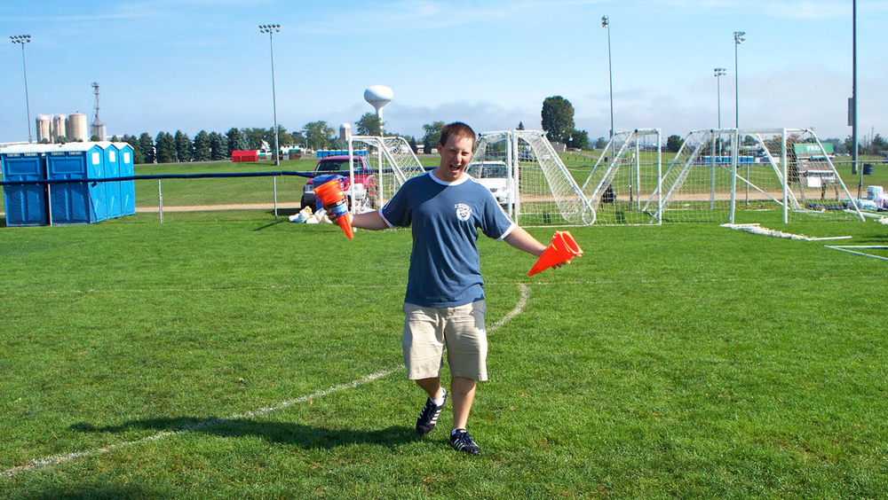 Jeremy RailingK.I.C.K.S. Soccer Tournament