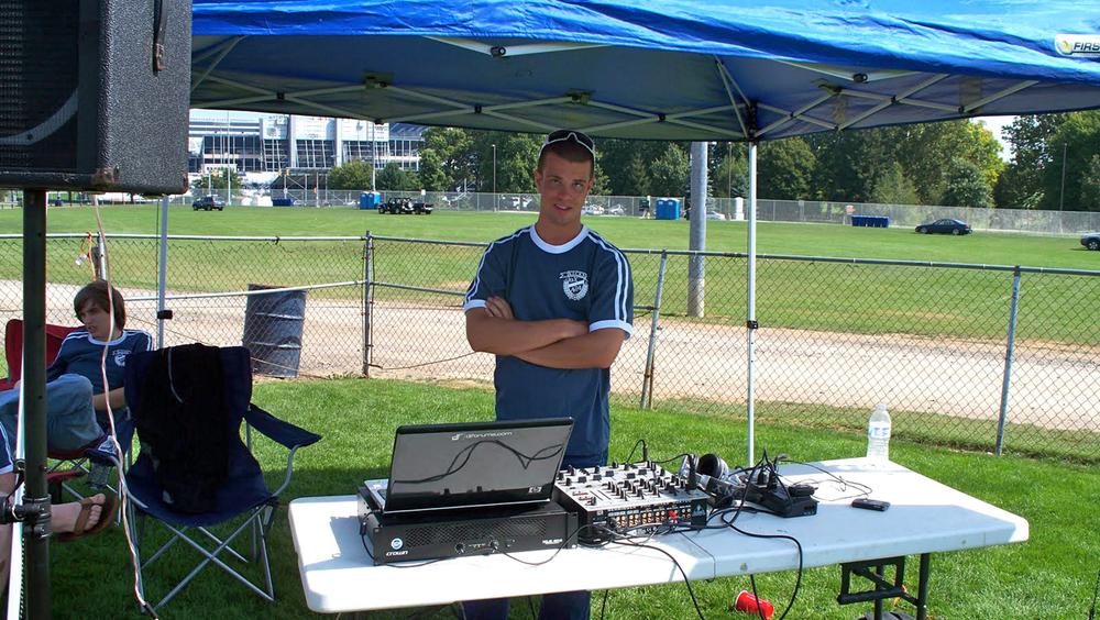 Jason DowneyK.I.C.K.S. Soccer Tournament