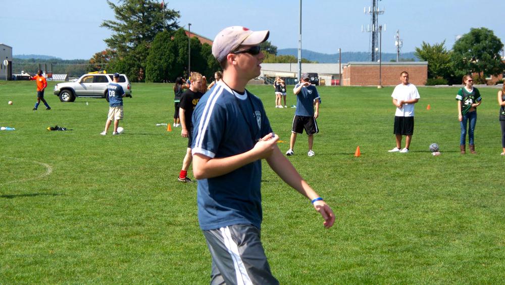 Jared CaseK.I.C.K.S. Soccer Tournament