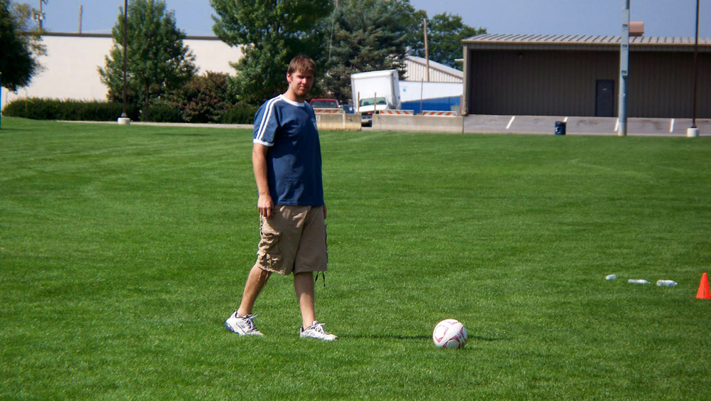 Sean HaggertyK.I.C.K.S. Soccer Tournament