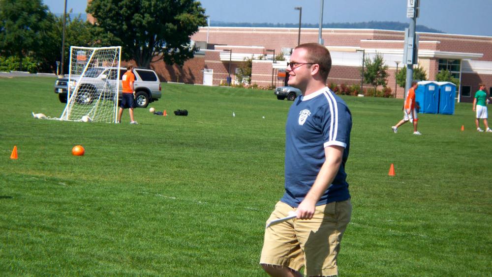 James PattersonK.I.C.K.S. Soccer Tournament