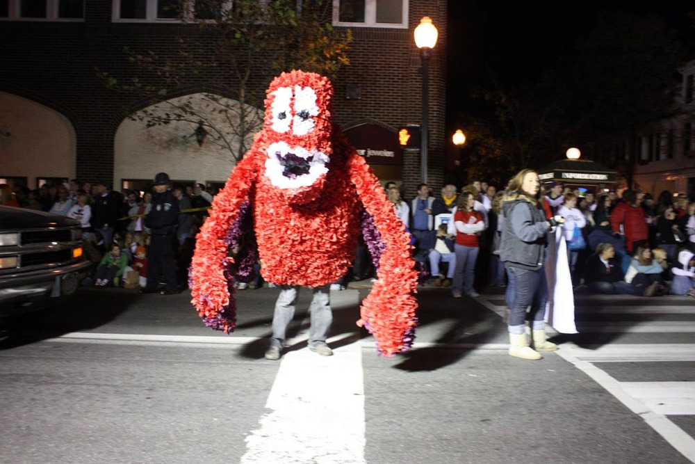 James Patterson as the Madhatter2008 Homecoming with Omega Phi Alpha