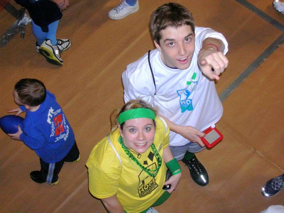 Paul Weber (OX dancer) with moraler