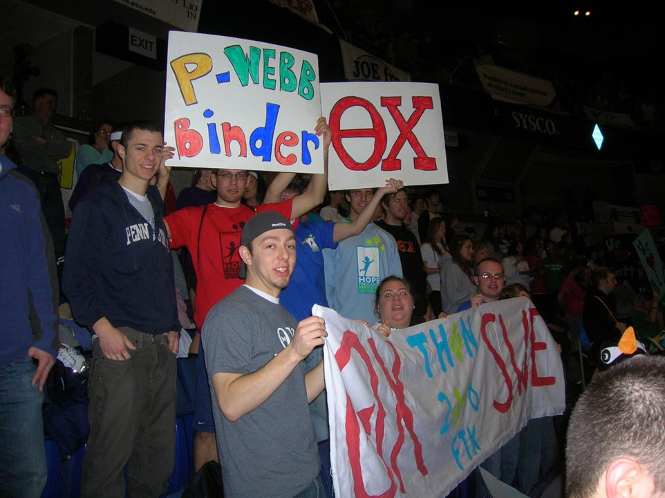 Daniel Tseytlin, Andrew Bott, David Krisch and James Patterson