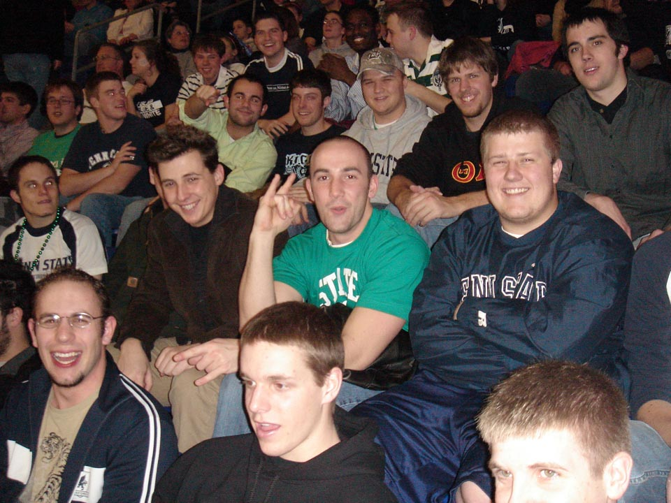 Jared Marshall, Dave Gendlemen, Timothy Uhrich, Casey Leman, Dan Weinman