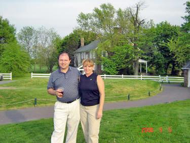Robert Mooney '78 and TK2006 Theta Chi Golf Openphoto courtesy Bill Rooney