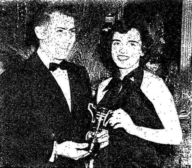 Dream Girl of Theta Chi '52